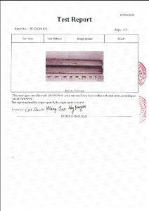 Certificaat voor A453 660B 3