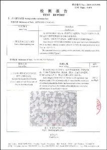 Certificaat voor S32750