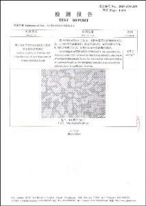 Certificaat voor S32760