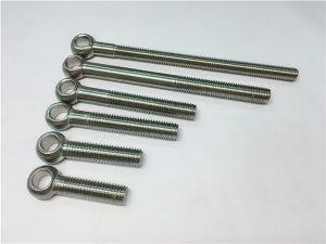 NO.38-904L 1.4539 UNS N08904 Oogbout, aangepaste bouten voor het assembleren van kleppen