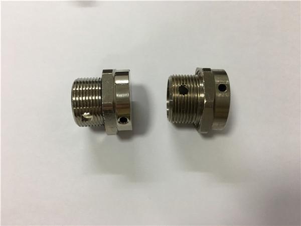 roestvrijstalen plug (zeskantkop) 304 (304l), 316 (316l)