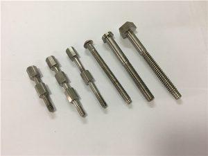 Nr. 41-CNC titanium machine onderdeel bout en moer