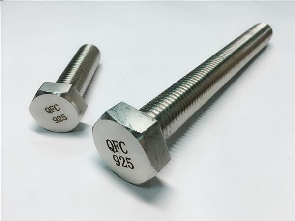incoloy 925 boutmoeren ringen, lichtmetalen 825/925/926 sluiting.