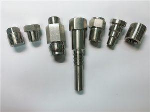 No.67-Hoge kwaliteit OEM-draaibankmachine Roestvrij stalen bevestigingsmiddelen gemaakt van CNC-bewerkingscentrum