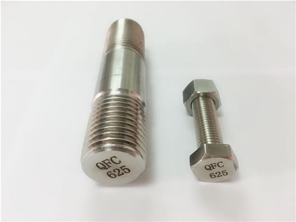 inconel 625 bevestigingsmiddelen in nikkel