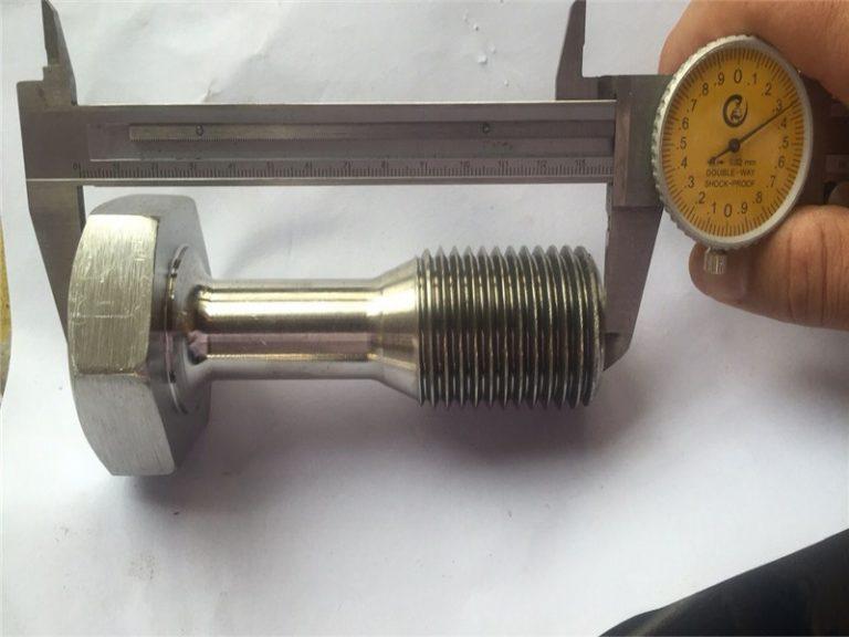 op maat gemaakte CNC-bewerkte onderdelen Precisiebewerking Schroefbevestiging