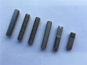 uitstekende kwaliteit volledige draad titanium lasbout roestvrij in China