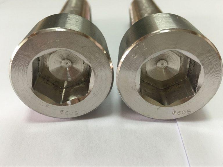 bevestigingsmiddelen fabrikanten DIN 6912 titanium zeskantbout